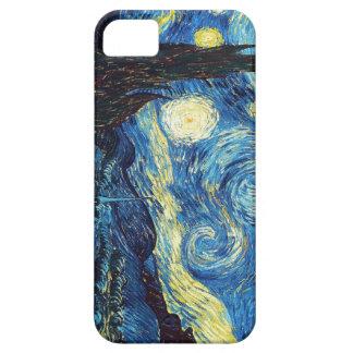 Berühmte Malerei sternenklare NachtVincent van iPhone 5 Etuis