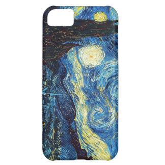 Berühmte Malerei sternenklare NachtVincent van iPhone 5C Hülle