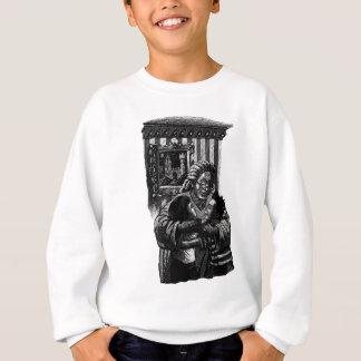 Berühmte Umarmung Frau Wobbles Sweatshirt