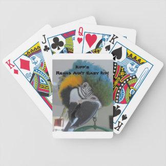 Beschaffenentwürfe, die Klo kennzeichnen Poker Karten