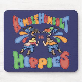 Bescheidener Humbolt Hippies Mauspad