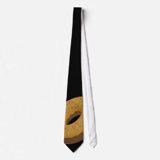 Besprühen Sie Krapfen Bedruckte Krawatte