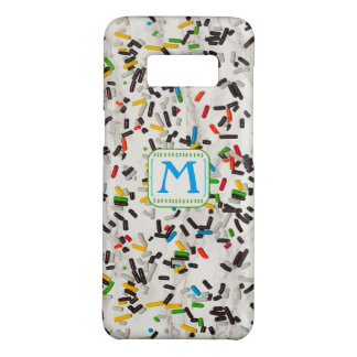 Besprüht mit Monogramm Case-Mate Samsung Galaxy S8 Hülle