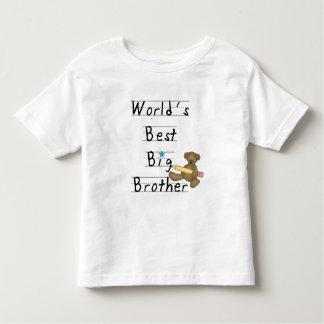 Beste der Bruder-T-Shirts und Geschenke der Welt Kleinkinder T-shirt