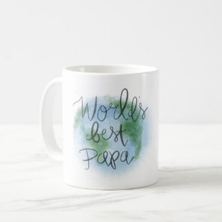 Beste der Papa-Tasse der Welt Tasse