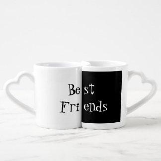 Beste Freund-Kaffee-Tasse Partnertasse