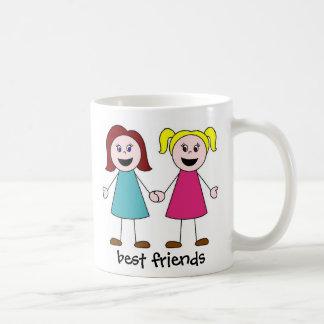 beste Freunde, beste Freunde Tasse