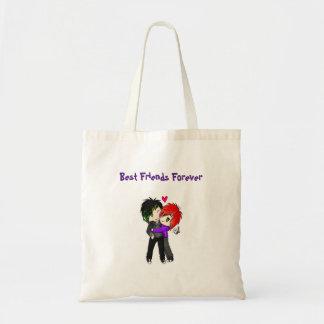 Beste Freunde für immer Tragetasche
