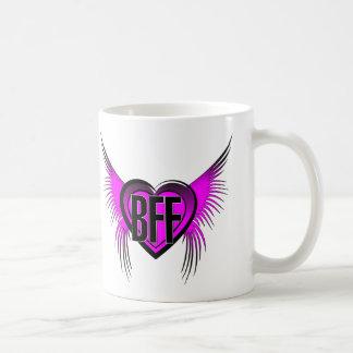 BESTE FREUNDIN beste Freunde für immer Kaffeetasse