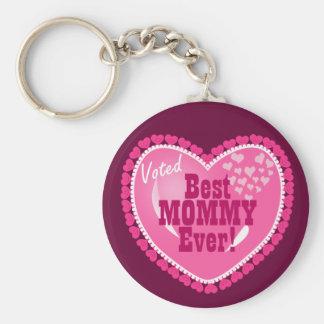 Beste Mama ÜBERHAUPT! Schlüsselanhänger