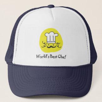 Bester der Kochs-Hut der Welt Truckerkappe