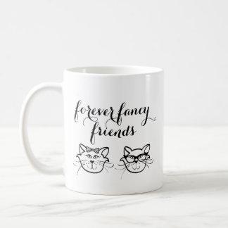 Bester Freund-Katzen-Tasse Tasse