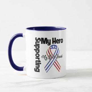 Bester Freund - Militär, das meinen Held stützt Tasse