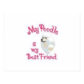 Bester Freund Postkarte