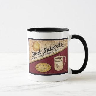 Bester Freund-Tee Tasse