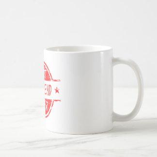 Bester Freund überhaupt rot Tasse