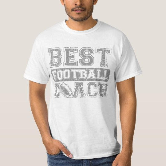 Bester Fussball Trainer T Shirt Zazzle At