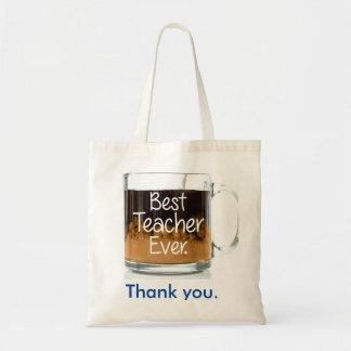 Bester Lehrer überhaupt Tragetasche