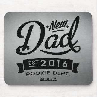 Bester neuer Vati 2016 Mousepads