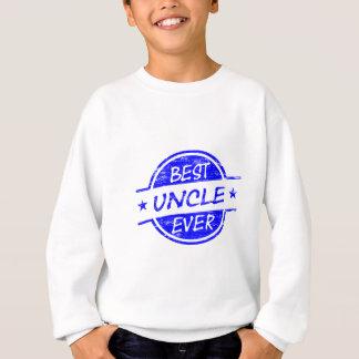 Bester Onkel Ever Blue Sweatshirt