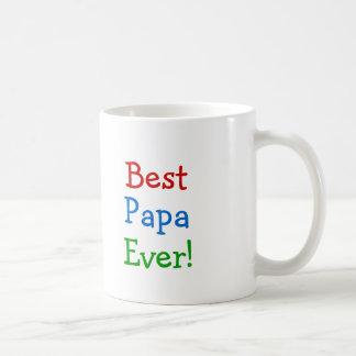 Bester Papa überhaupt Tasse