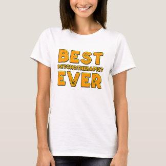 Bester Psychotherapeut überhaupt T-Shirt