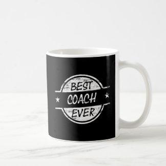 Bester Trainer überhaupt weiß Tasse