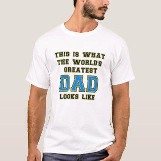 Bester Vater T-Shirt