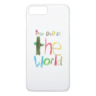 bester Vati in der Welt iPhone 8 Plus/7 Plus Hülle