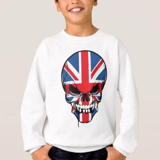 Bestes von Briten, Schädel Sweatshirt