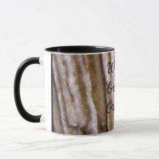 Bestste der Großvater-Holz-Kaffee-Tasse der Welt Tasse