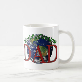 Bestste der Vati-Tasse der Welt Tasse