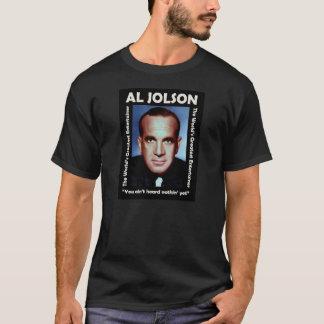 Bestster der Entertainer-T - Shirt Al Jolson Welt