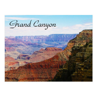 Besuchs-Grand- Canyonpostkarte Postkarten