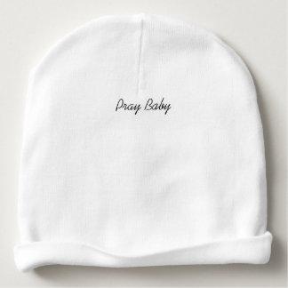 Beten Sie Baby Babymütze