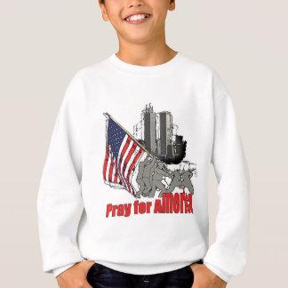 Beten Sie für Amerika Sweatshirt