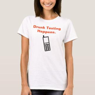 Betrunken simsen Sie geschieht T-Shirt