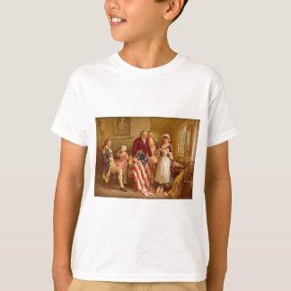Betsy Ross 1777 durch Jean Leon Gerome Ferris T-Shirt