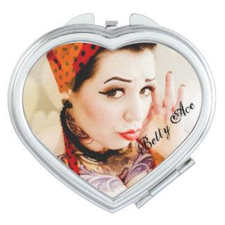 Betty-As Taschenspiegel