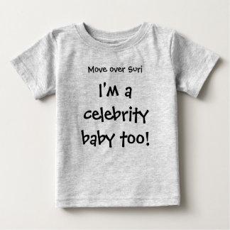 Bewegen Sie sich über Suri, ich sind ein Baby T-shirt