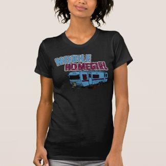 Beweglicher Homegirl T-Shirt
