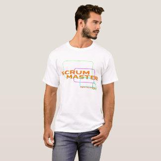 Beweglicher mit Absicht Gedränge-Meister T-Shirt