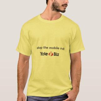 bewegliches Mall T-Shirt