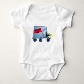 Bewegliches Van Baby Strampler
