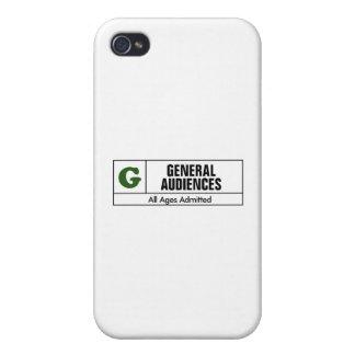 Bewerteter G iPhone 4 Hülle