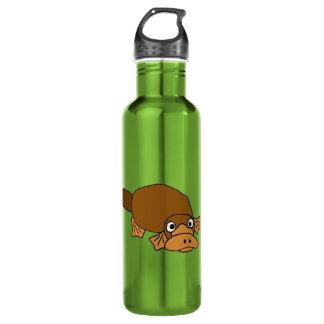 BH, lustiges Platypus Trinkflasche