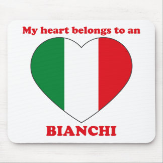 Bianchi Mousepad
