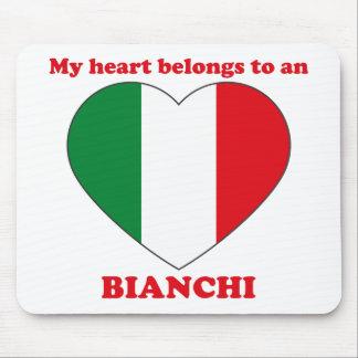 Bianchi Mauspads