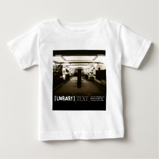 Bibliothek Baby T-shirt