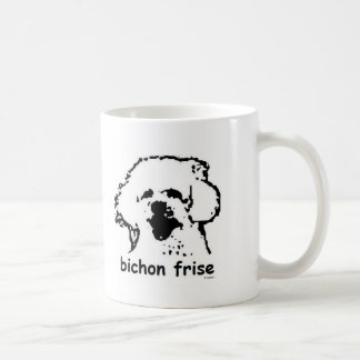 Bichon Frise Tasse